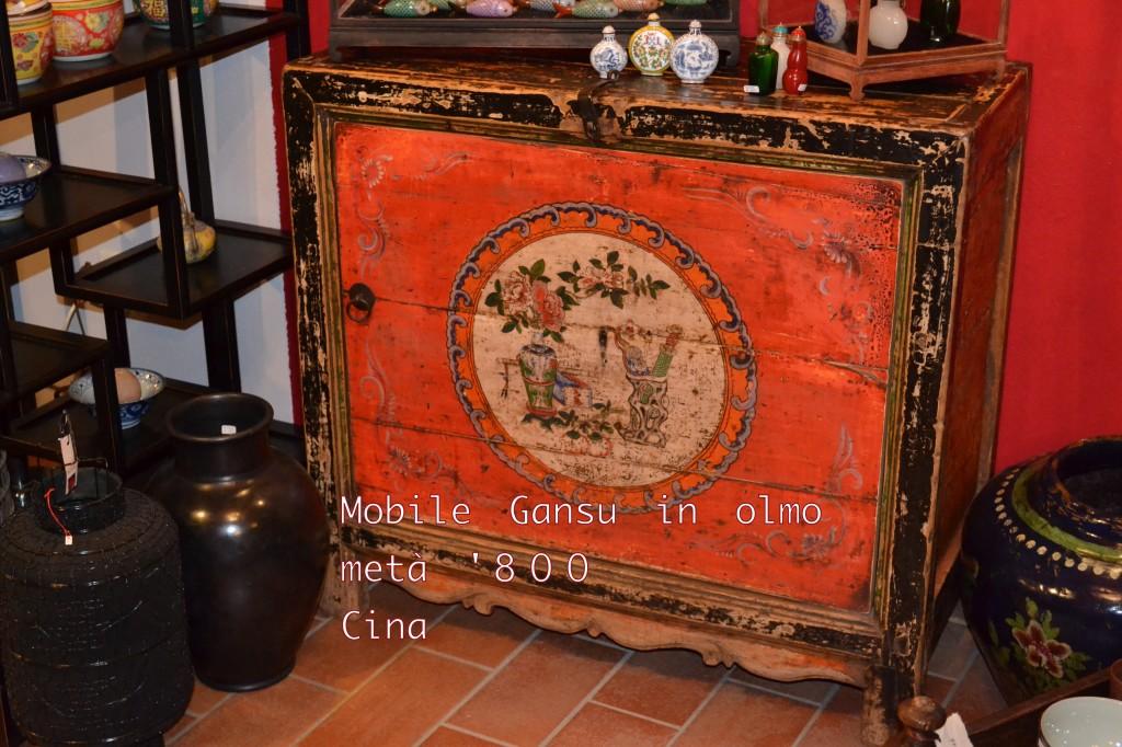 Mobile Gansu – Cina