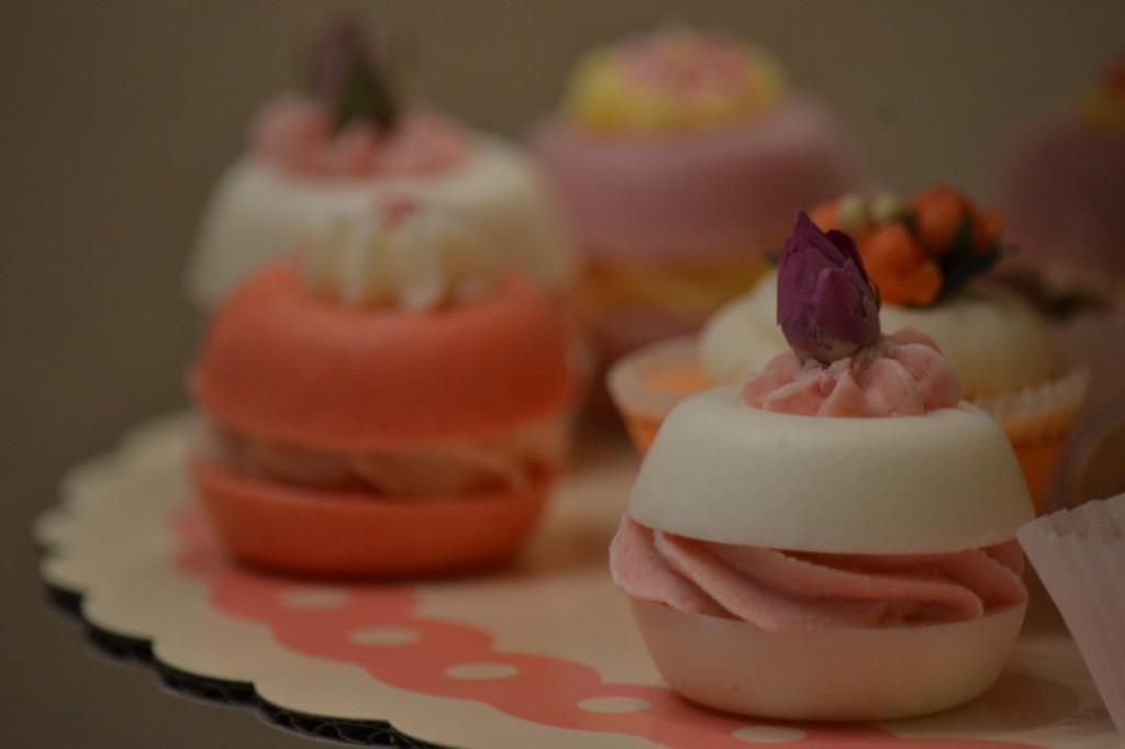 Cupcake da bagno BIO