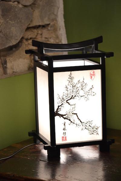 Lampada giapponese