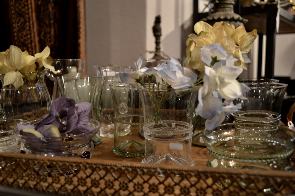 Riedizioni in vetro soffiato di bicchieri del XVIII secolo – Olanda
