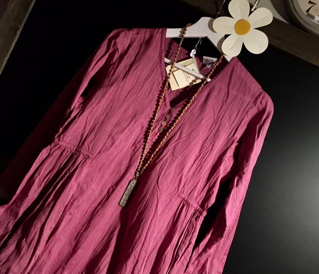 Camicie e vestiti in cotone