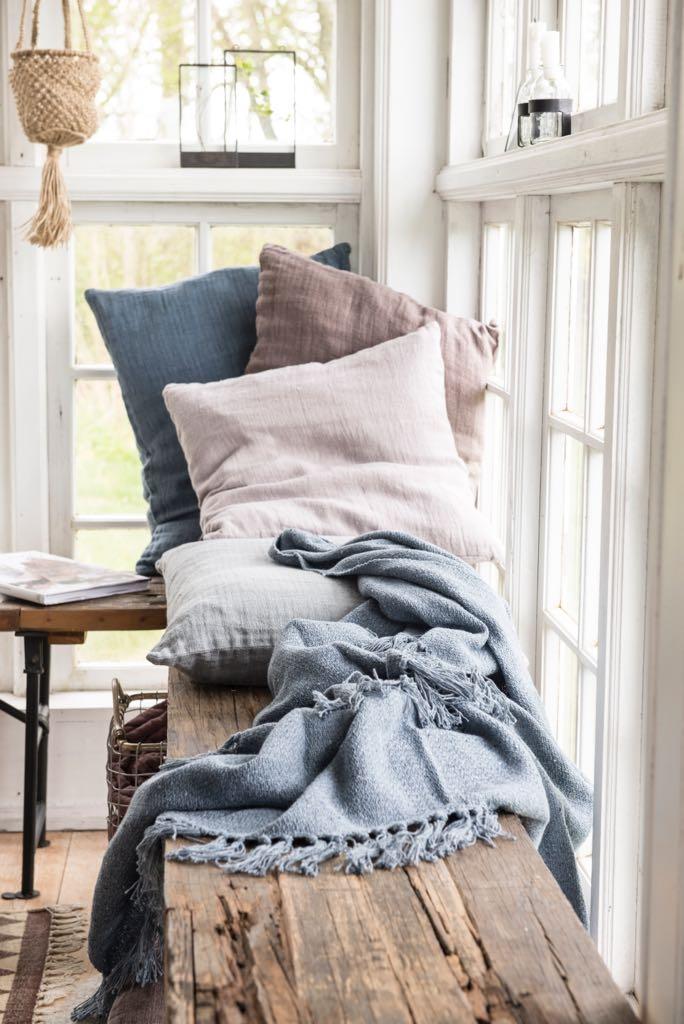 Plaid tappeti e cuscini