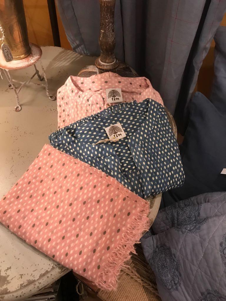 Copricostume e vestiti in cotone