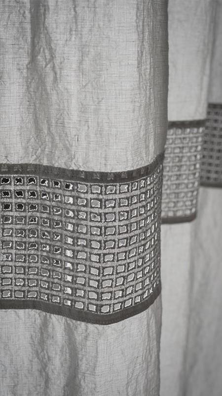 tende accessori runner tovagliette asciugamani biancherie letto lino