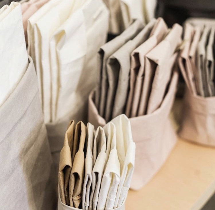 Uashmama - sacchetto in carta lavabile