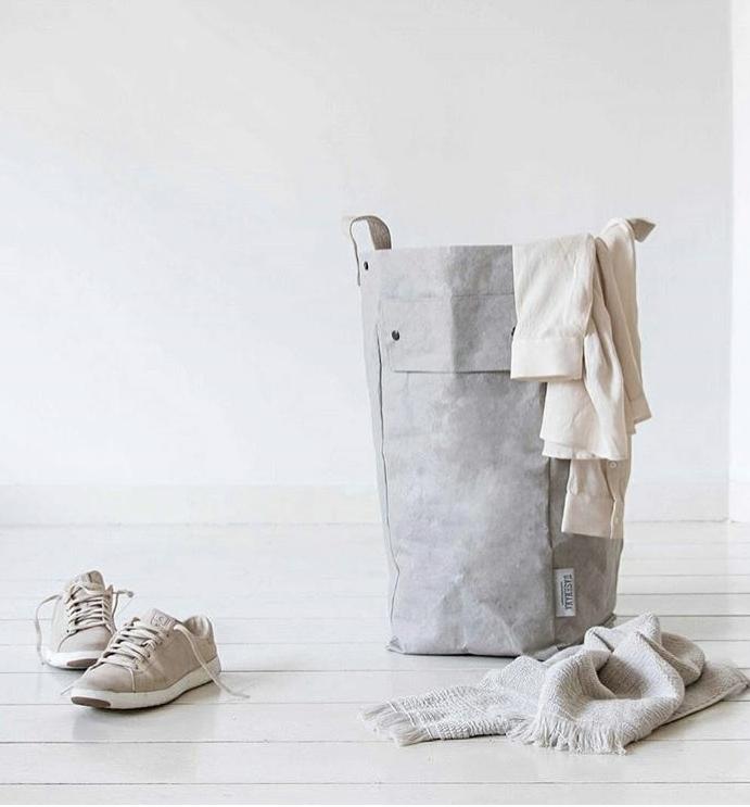 Uashmama - Sacco lavanderia in carta lavabile