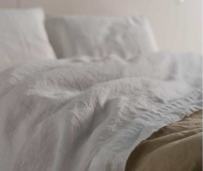 lino letto lenzuola federe copripiumoni