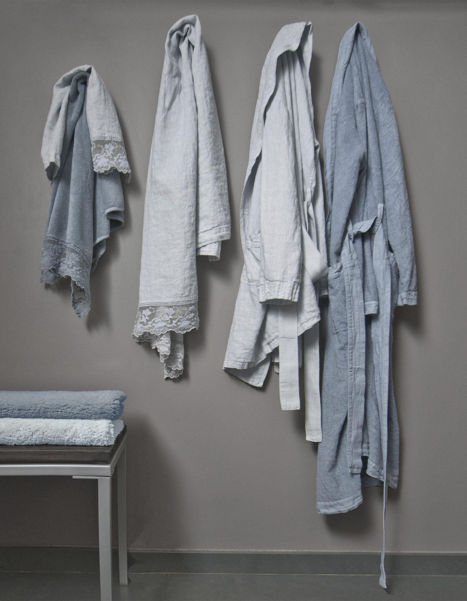 Lino per il bagno, asciugamani, tappeti, accappatoi