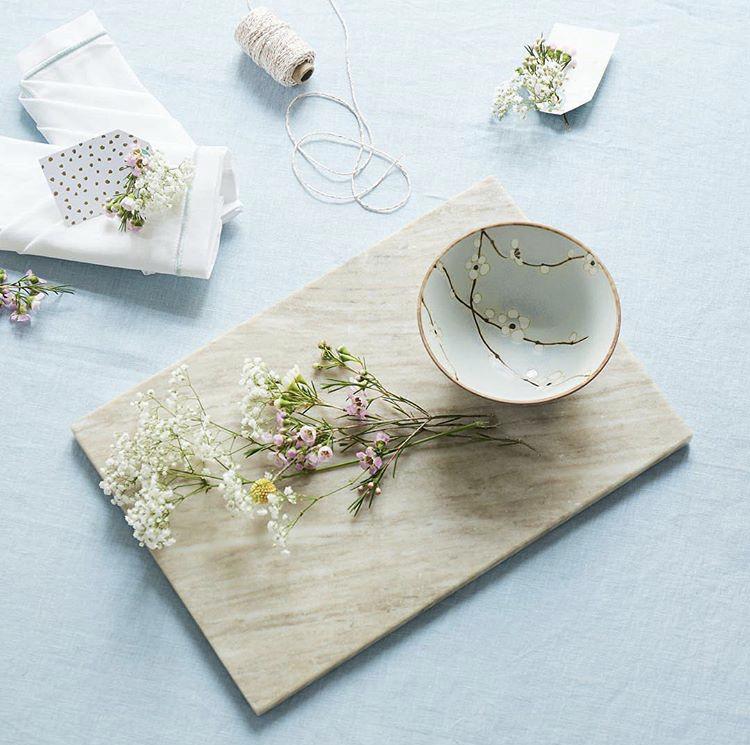 Giappone ciotole fiori di ciliegio