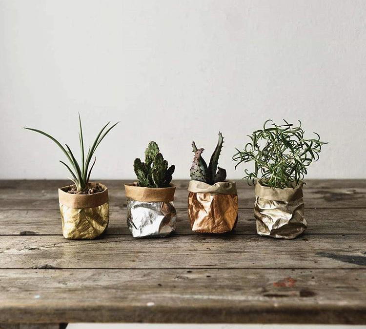 Uashmama accessori per la casa in carta lavabile – ecologica – artigianale