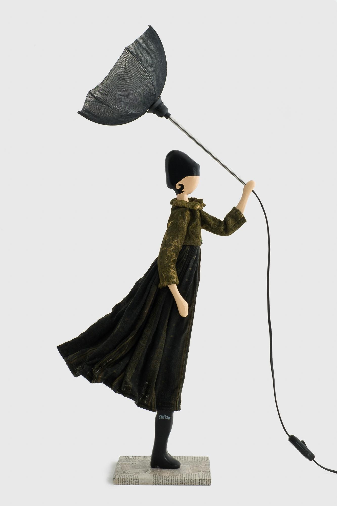 Lampada bambola Theodora