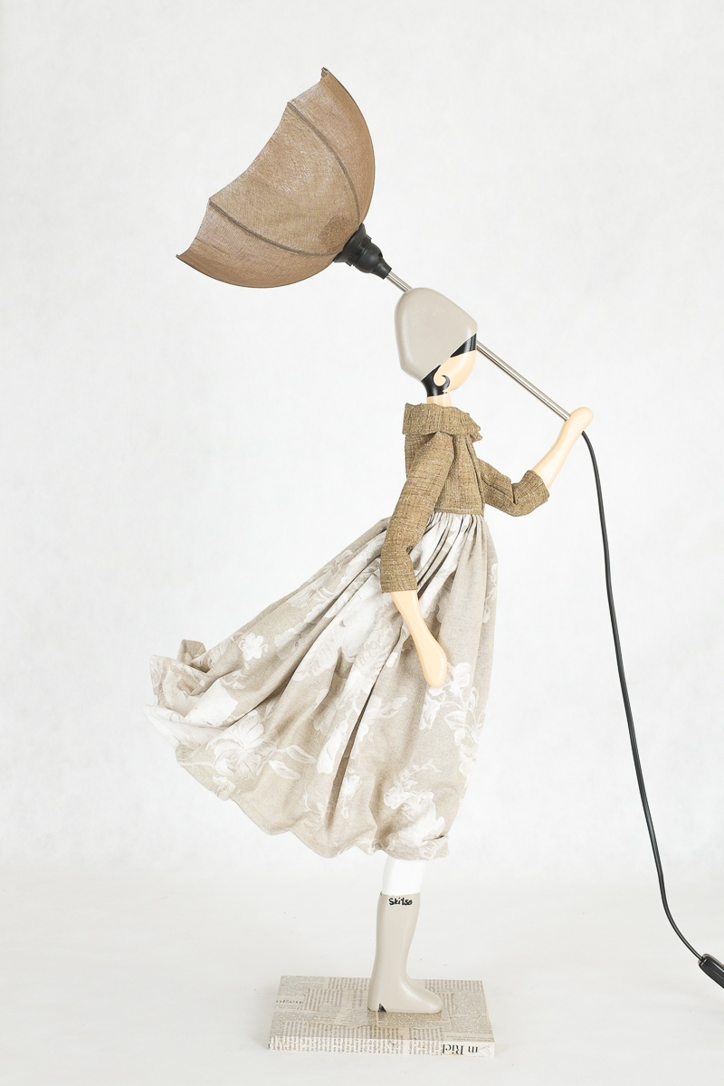 Lampada bambola Touli