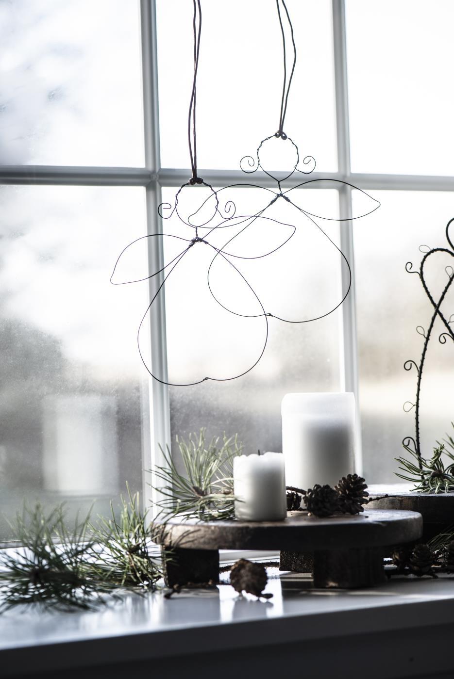 La magica atmosfera del Natale le decorazioni