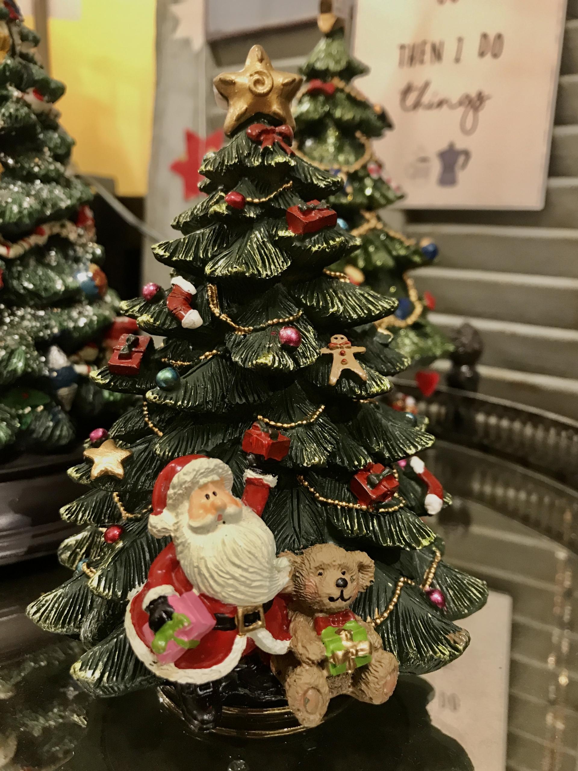 La magica atmosfera del Natale i carillon