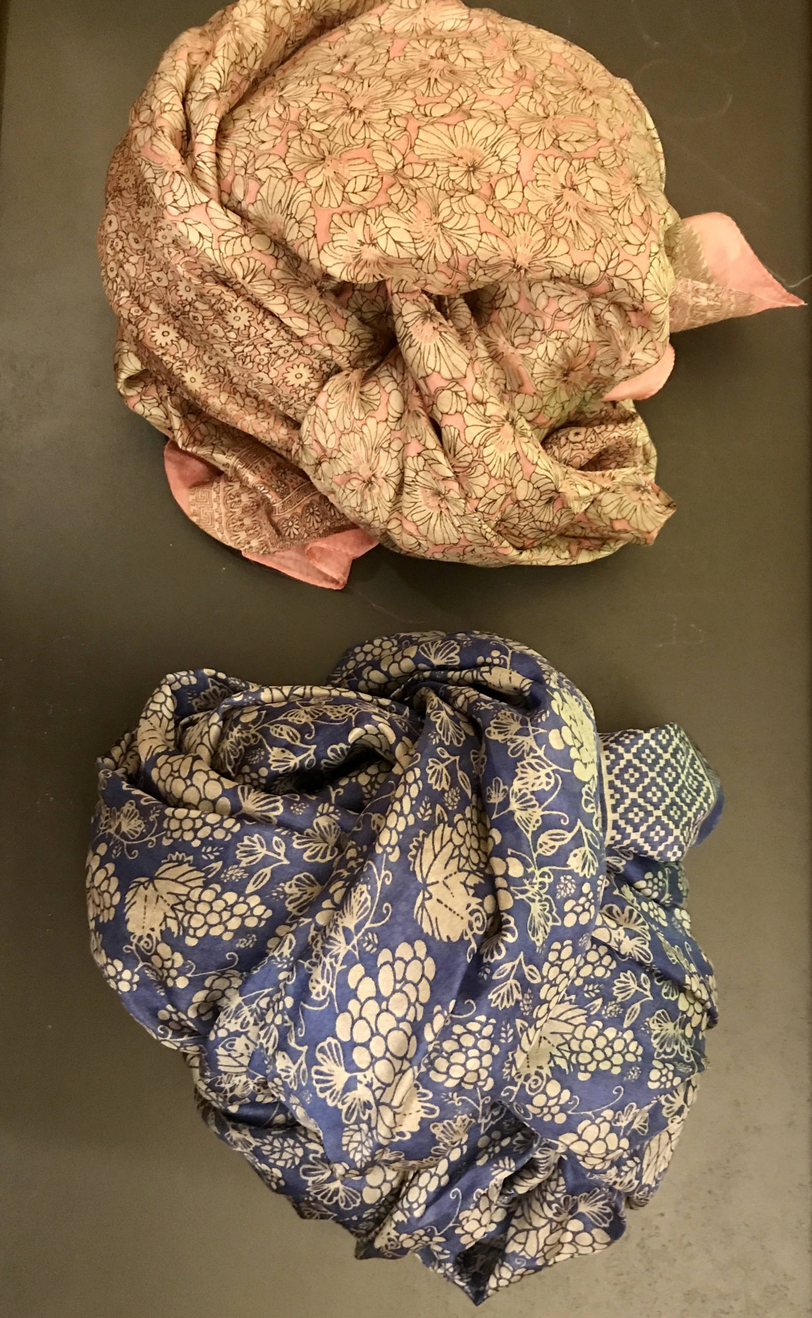 sciarpe in seta