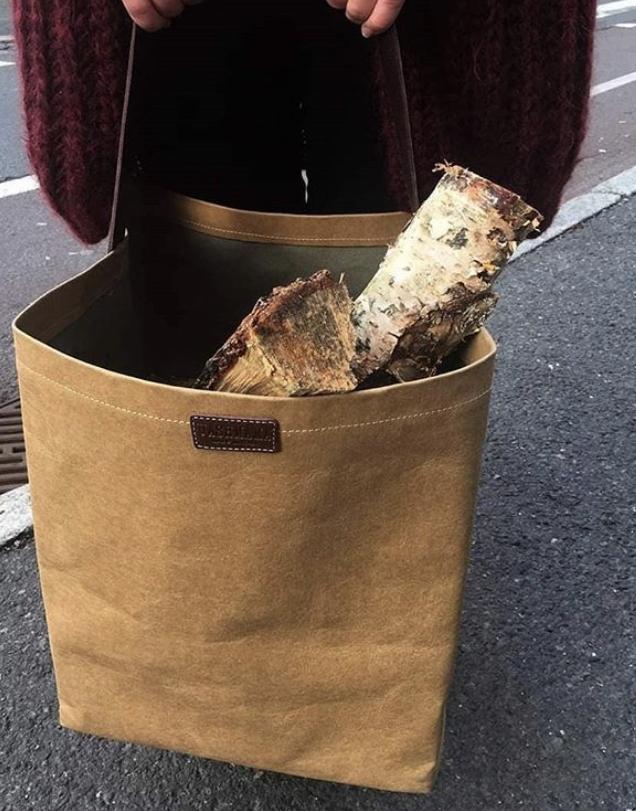 Legna bag - carta lavabile - contenitore mille usi