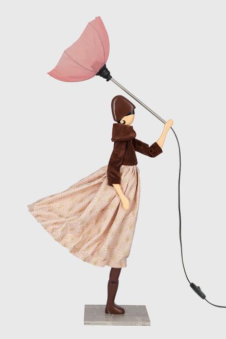 Sia lampada bambola