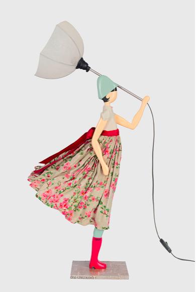 Simone lampada bambola
