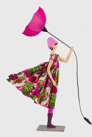 Flavia lampada bambola