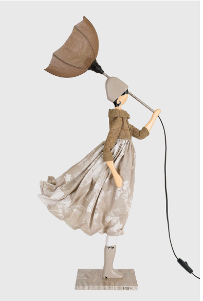 Lampada bambola