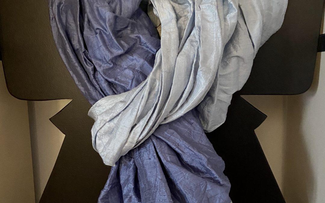 Le sciarpe in shantung di seta – Libano
