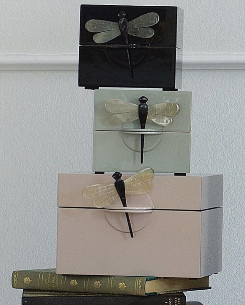 portagioie, scatole in lacca Vietnam
