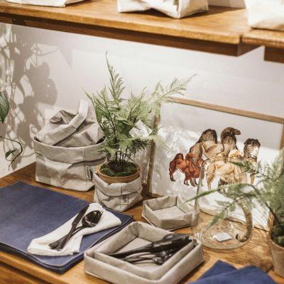 Prodotti ecologici per la nostra casa in carta lavabile prodotti in Toscana