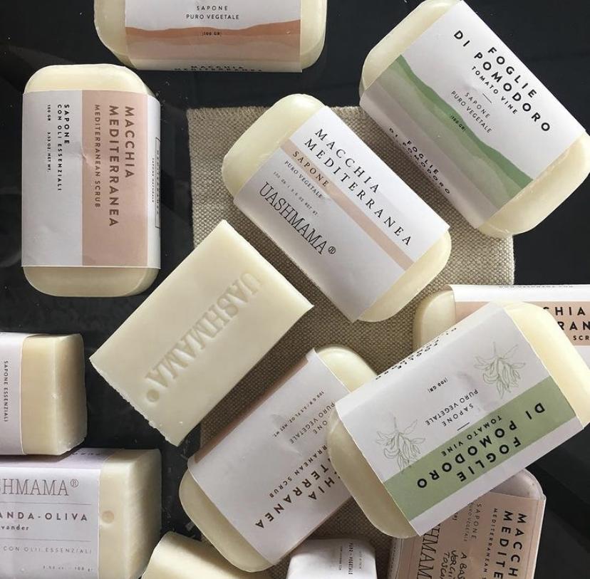 sapone naturale profumato
