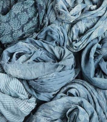 Sciarpa – pareo 100% cotone