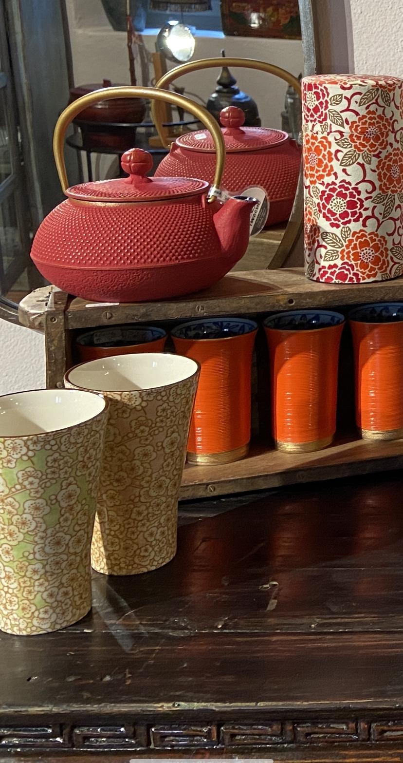 Tea time, teiere…tazze…mug…