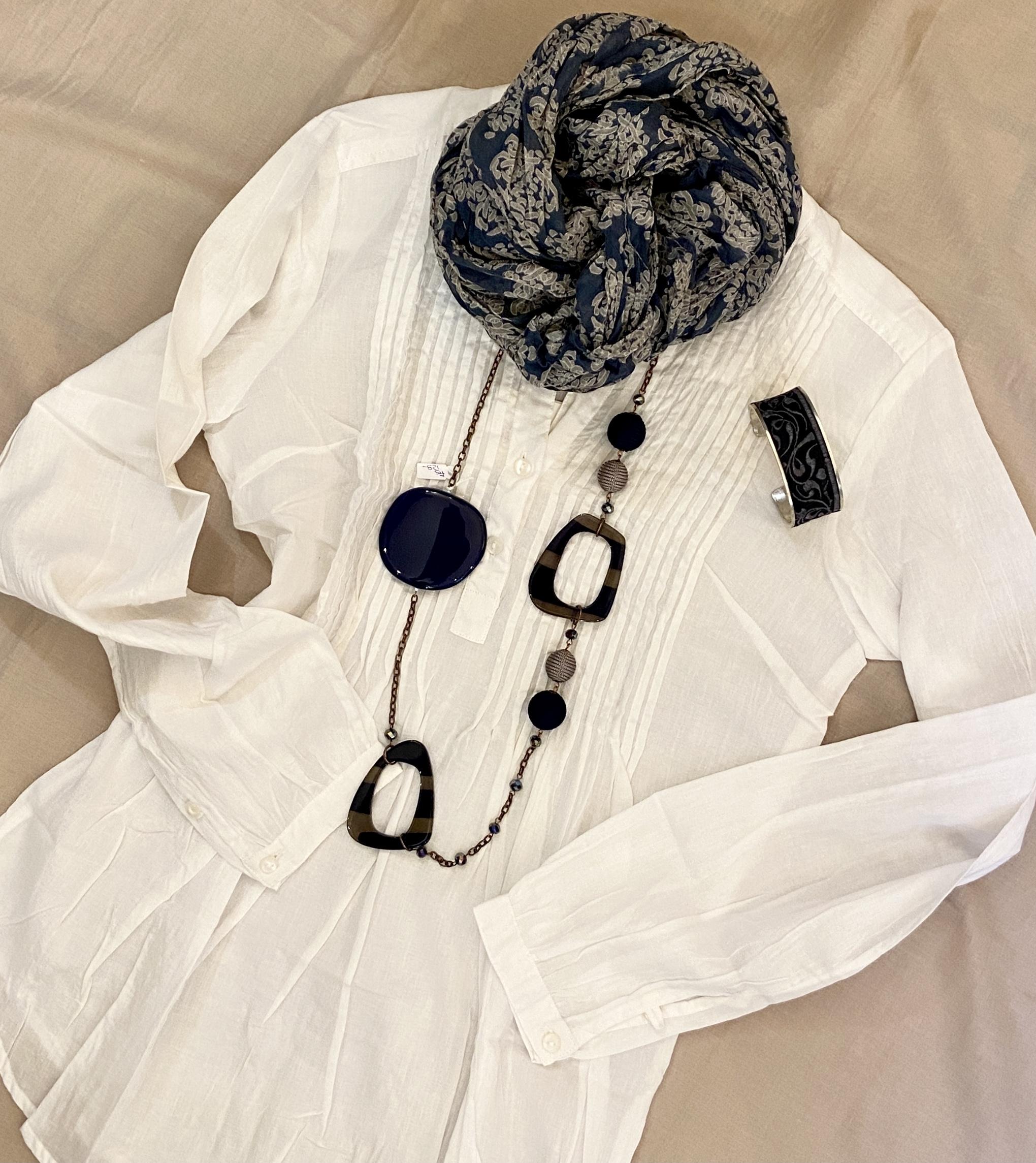camicie 100% cotone