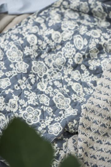 Una sera sul divano, quilt e plaid 100% cotone